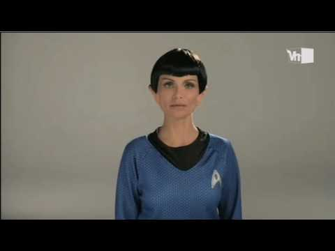 Kristin Chenoweth Auditions For Star Trek