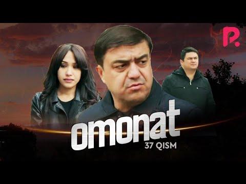 Omonat (o'zbek Serial) | Омонат (узбек сериал) 37-qism