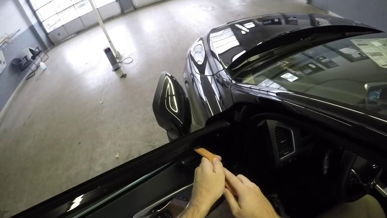 2017 Volvo Xc60 Front Door Panel Removal Youtube