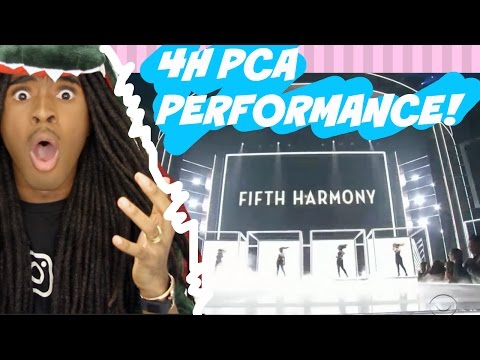 Fifth Harmony - Work from Home (Live at the 2017 People