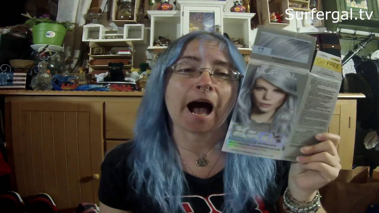 Feria Pastels Hair Color Review YouTube