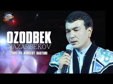 Ozodbek Nazarbekov - 2006 yilgi konsert dasturi