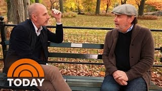 Billy Crystal Talks Comedy, Father, 'Two Jews On A Bench' With Matt | TODAY