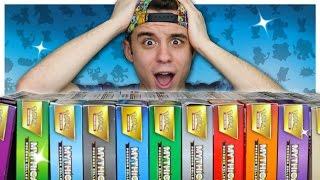 EVERY SINGLE MYTHICAL COLLECTION BOX AT ONCE!! | Supreme Pulls