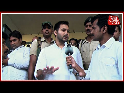 Tejaswi Yadav Calls Nitish Kumar An Opportunist: Exclusive Interview