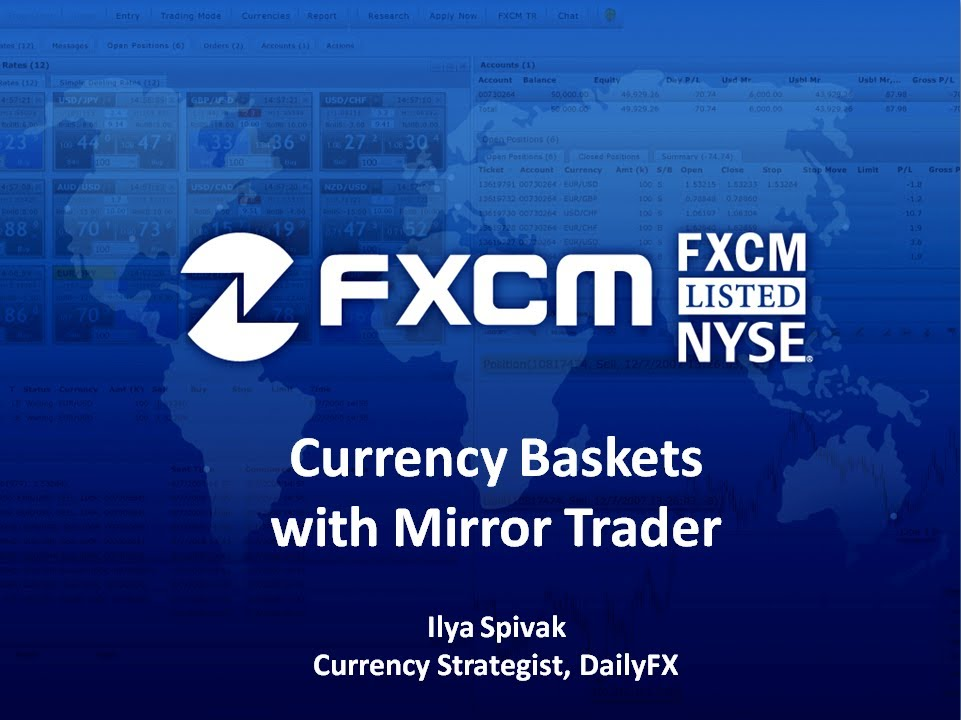Forex fxcm youtube