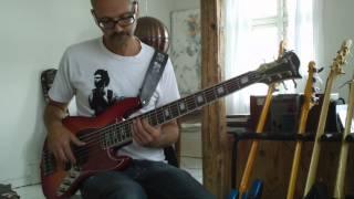 6 string bass looping fun