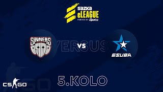 cs-go-sinners-vs-esuba-5-kolo-dohravka-2-split-sazka-eleague-2021-highlights