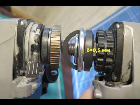 оснастка: ОСОБЕННОСТИ быстрогайки М14 - NEW! Bosch 2608000684 для GWS (УШМ, болгарка)