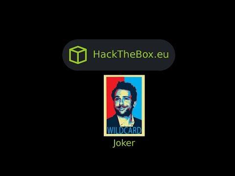 HackTheBox - Joker