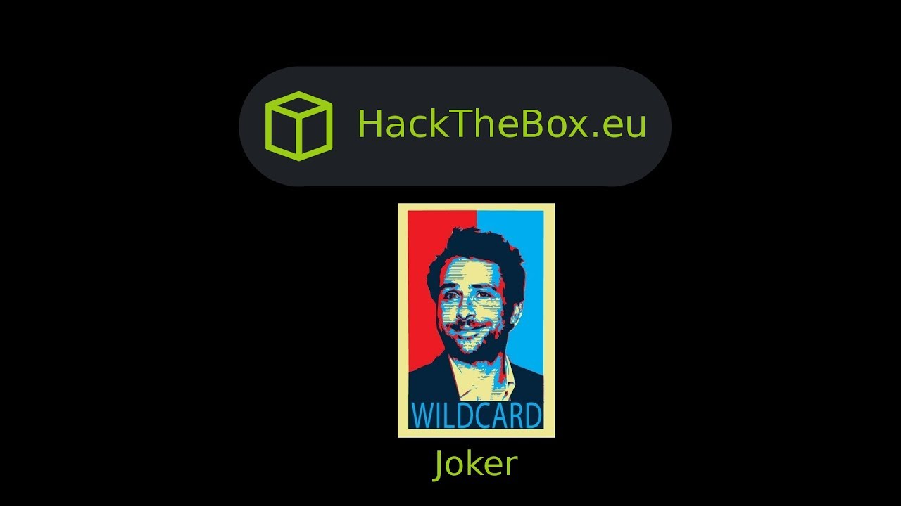 HackTheBox - Joker by IppSec