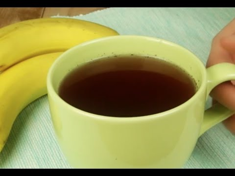 How to make your own natural sleep aid with a banana