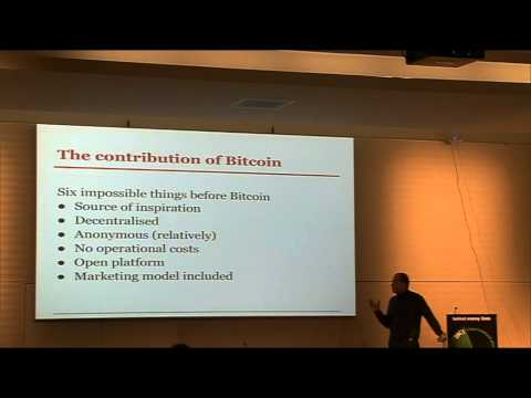 28C3: Electronic money: The road to Bitcoin and a glimpse forward (en)