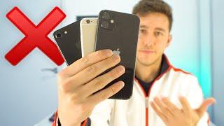 NO COMPRES un iPhone reacondicionado