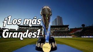 Los 10 Equipos de la Liga MX con más títulos (Nacionales e Internacionales)