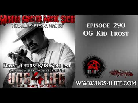 Ep.290  Kid Frost Complete Interview