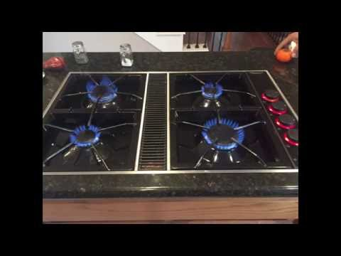 Jenn-Air Cooktop making cliking