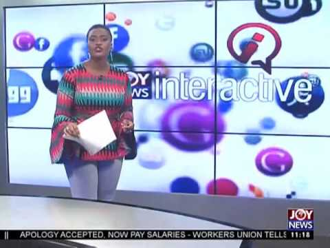 South Africa Murder - Joy News Interactive on Joy News (17-5-17)