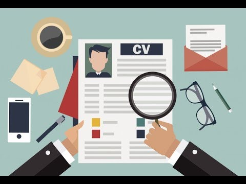 How to build your CV for the South African job market 2017✔