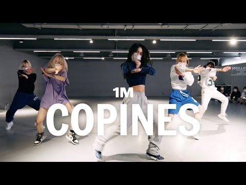 Aya Nakamura - Copines / Minny Park Choreography