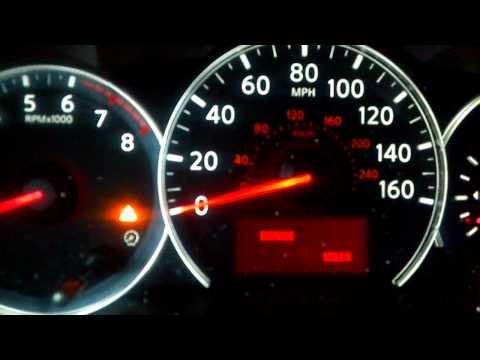 Warning Fuel Low