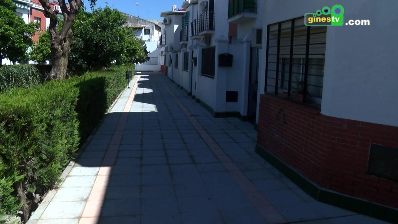 Continúan a buen ritmo las obras de la Plaza de Santa Cruz