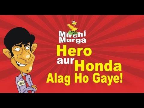 RJ Naved in 'Murga and Hero aur Honda alag ho gaye'