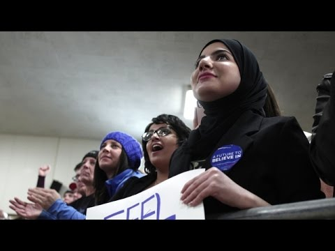 Trump, Sanders Win In Michigan Town With High Arab-American Population - Newsy