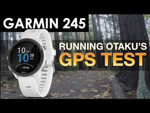 How Does The Garmin Forerunner 235 Do In The Trails