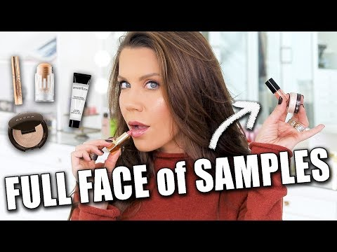 WORLD'S TINIEST MAKEUP TUTORIAL ... OMG!
