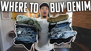 Best Jeans And Denim Brands