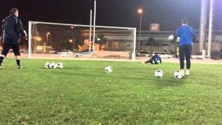First training FC Bunyodkor in Doha