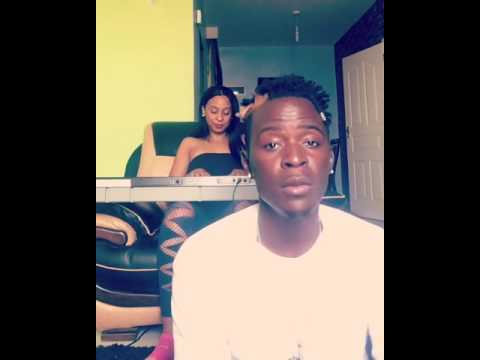 Willy Paul and Alaine Sing Together for the first Time Ever in His house