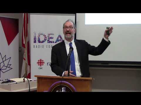 "David Weil, ""The Fissured Workplace"" (Labour Law 2017 Conference)"