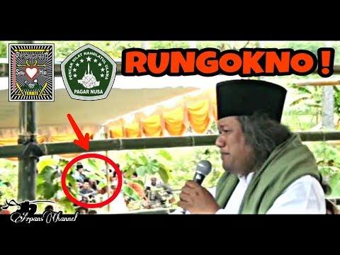 PERHATIKAN! Pesan Gus Muwafiq Untuk Pendekar Pagar Nusa, PSHT Dan Seluruh Pendekar Pencak Silat