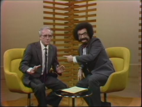 Peter Sellers interview about Dr. Strangelove, Pink Panther, Being There & more (1980)