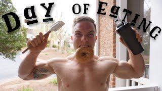 CrossFit Games Athlete Day of Eating streaming
