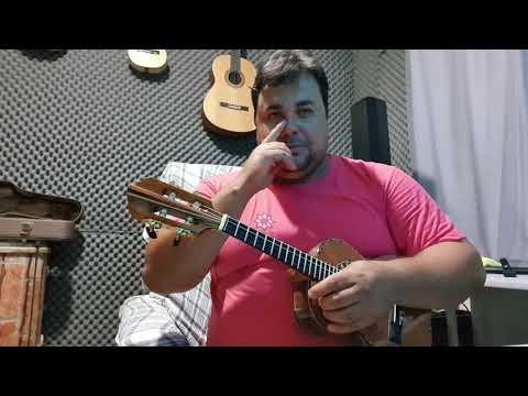 Cavaco Modelo Canhotinho ano 2020 Luthier Rh Mota 0
