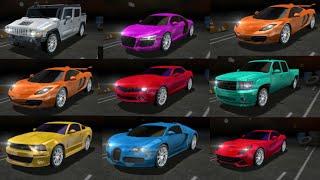 Turbo Driving Racing 3D All Vehicles Unlocked Max level screenshot 5