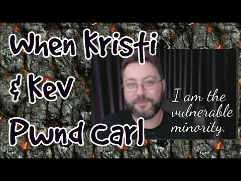 Kristi & Kev's Happy Hour: 2018 Blue Wave w/ Sargon of Akkad