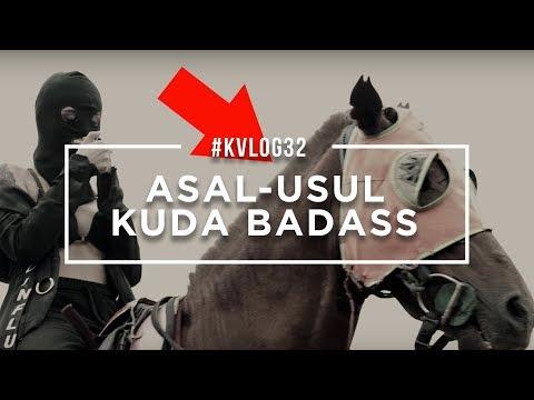 #KVLOG32 - ASAL USUL KUDA BADASS (MNG SEMARANG)
