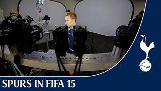FIFA 15 – White Hart Lane and New Spurs Player Faces