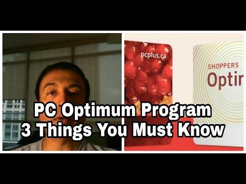 pc optimum sign in not working