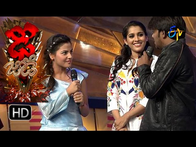 Dhee Jodi – Funny Task – 6th July 2016  - ఢీ జోఢీ