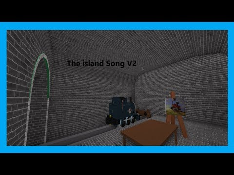 Roblox Thomas MV: The island song V2