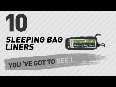 Sleeping Bag Liners Best Sellers // Amazon UK 2017