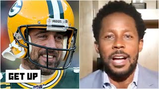 Get Up reacts to Aaron Rodgers' response to critics