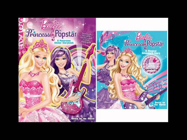 barbie the princess and the popstar new barbie movie 2012 Travel Video