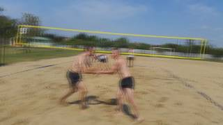 Hajdúnánás strandröplabda 2016 Szeptember-long version