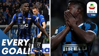 Inter & Atalanta secure Champions League qualifications!   EVERY Goal   Serie A
